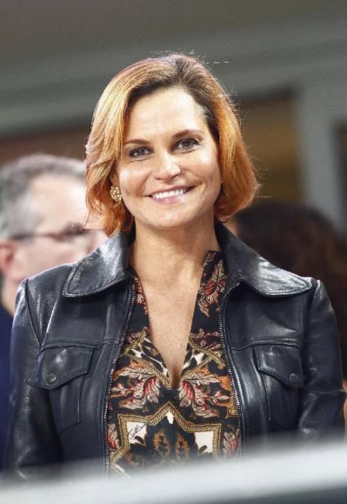 Simona Ventura, 50 anni da numero uno 14