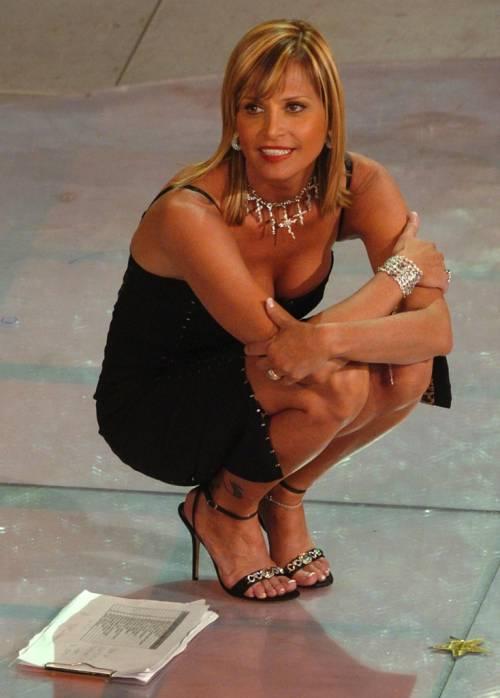 Simona Ventura, 50 anni da numero uno 18