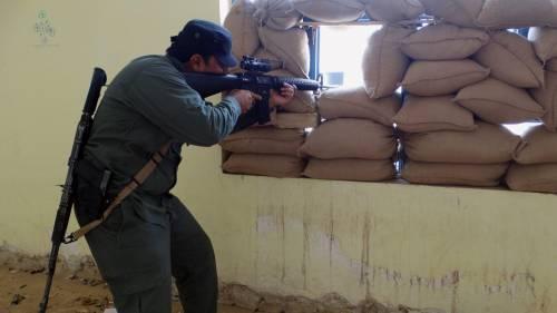 I combattimenti nella città di Ramadi 1
