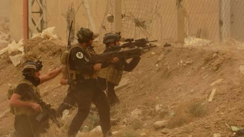 I combattimenti nella città di Ramadi 4