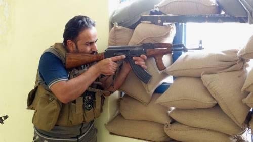 I combattimenti nella città di Ramadi 3