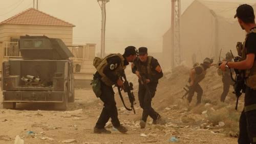 I combattimenti nella città di Ramadi 2