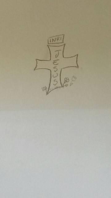 Vogliono il crocifisso in aula, lo disegnano sul muro. Punita l'intera classe