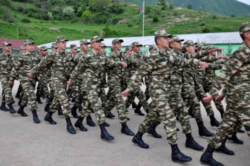 Nagorno Karabak, la trincea degli azeri 2