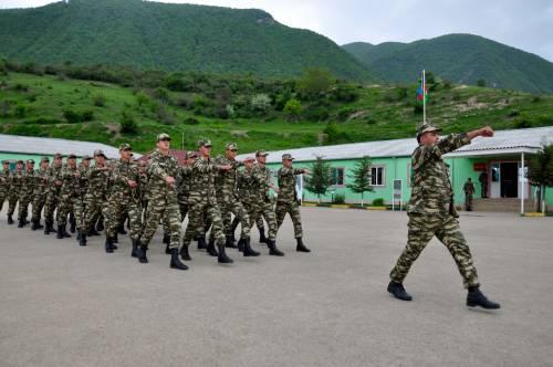 Nagorno Karabak, la trincea degli azeri 4