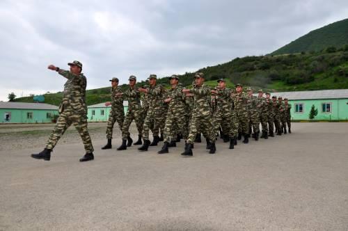 Nagorno Karabak, la trincea degli azeri 5