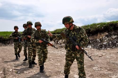 Nagorno Karabak, la trincea degli azeri 6