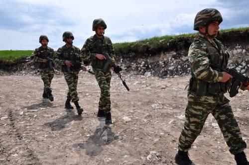 Nagorno Karabak, la trincea degli azeri 7
