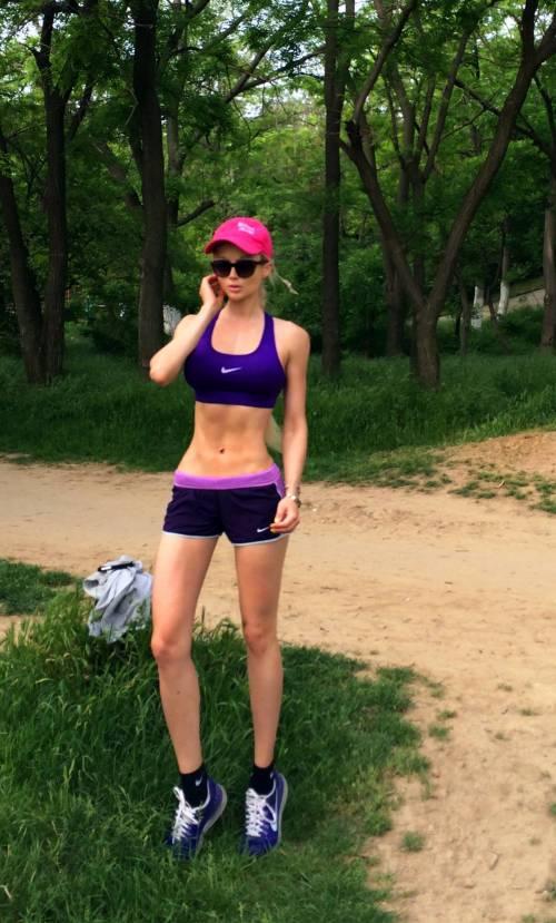 Valeria Lukyanova, la Barbie umana 7