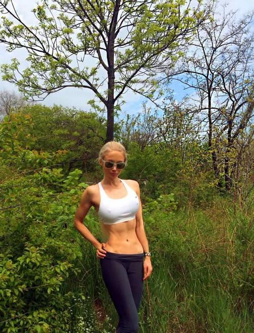Valeria Lukyanova, la Barbie umana 16