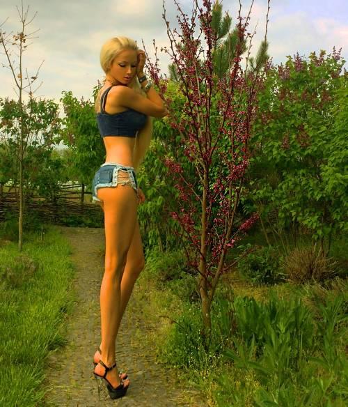 Valeria Lukyanova, la Barbie umana 17