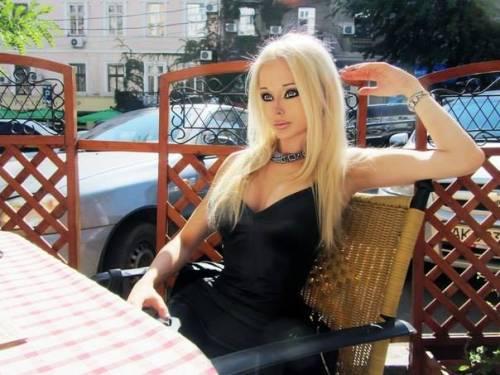 Valeria Lukyanova, la Barbie umana 42
