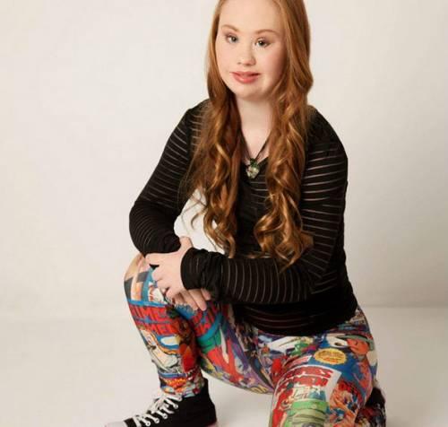 Madeline Stuart, la modella con la sindrome di Down 2