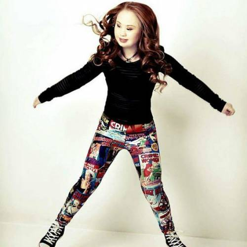 Madeline Stuart, la modella con la sindrome di Down 5
