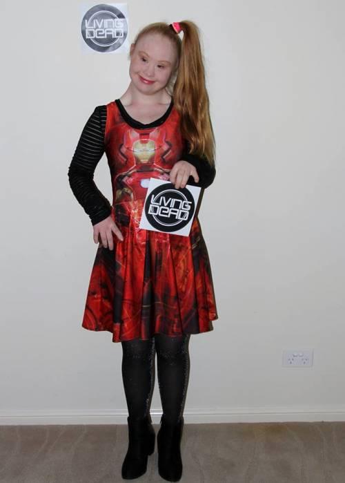 Madeline Stuart, la modella con la sindrome di Down 7