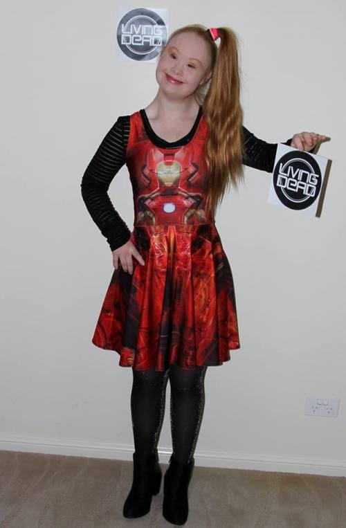Madeline Stuart, la modella con la sindrome di Down 8