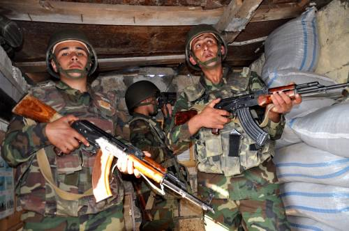 I profughi e bunker della guerra dimenticata nel Nagorno Karabak 2