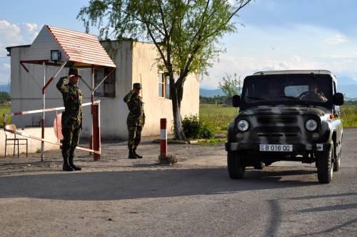 I profughi e bunker della guerra dimenticata nel Nagorno Karabak 3