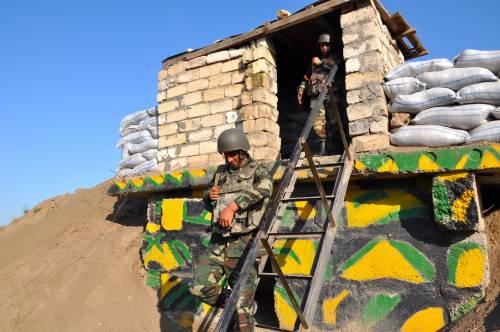 I profughi e bunker della guerra dimenticata nel Nagorno Karabak 6