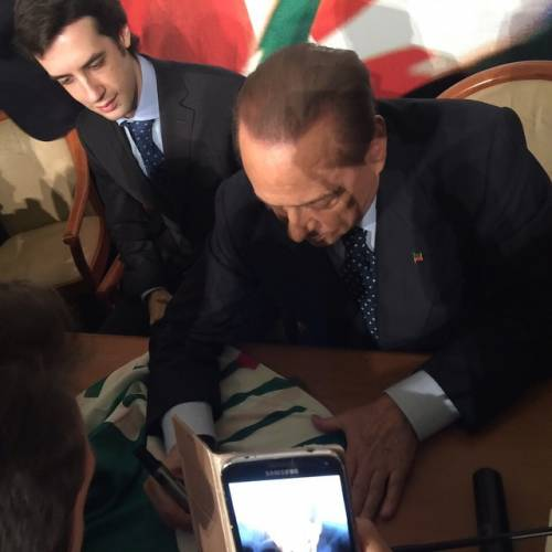 Le foto di Silvio Berlusconi su Instagram 2