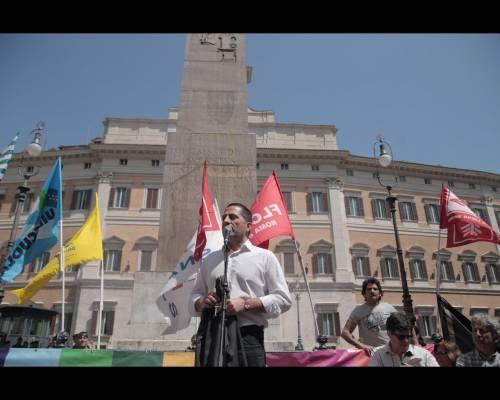 Proteste contro la riforma della scuola 9