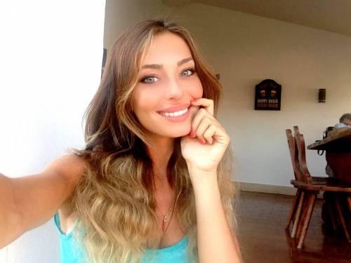 Alessia Tedeschi, la sexy modella che ha conquistato Cristiano Ronaldo 4
