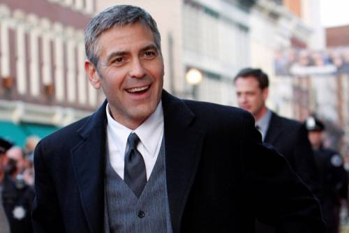 George Clooney svela la romantica proposta fatta ad Amal 2