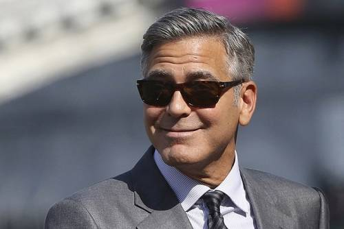 George Clooney svela la romantica proposta fatta ad Amal 4