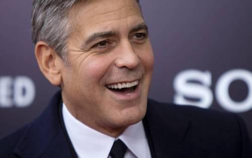 George Clooney svela la romantica proposta fatta ad Amal 6