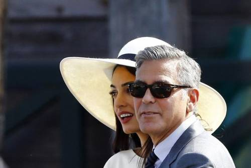 George Clooney svela la romantica proposta fatta ad Amal 5
