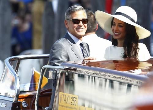 George Clooney svela la romantica proposta fatta ad Amal 19