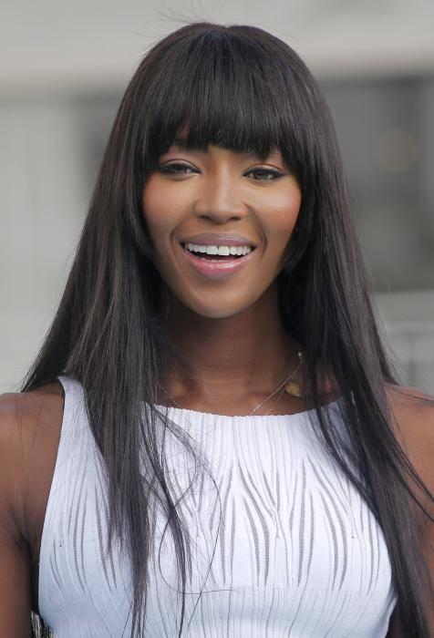 Naomi Campbell, 45 anni da Venere Nera 15
