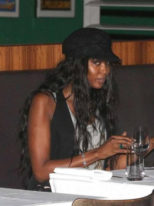 Naomi Campbell, 45 anni da Venere Nera 11