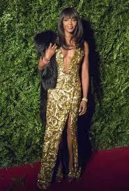 Naomi Campbell, 45 anni da Venere Nera 26