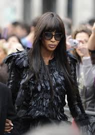 Naomi Campbell, 45 anni da Venere Nera 27