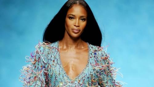 Naomi Campbell, 45 anni da Venere Nera 34