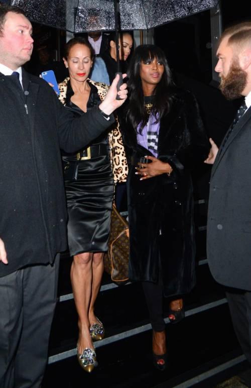 Naomi Campbell, 45 anni da Venere Nera 37