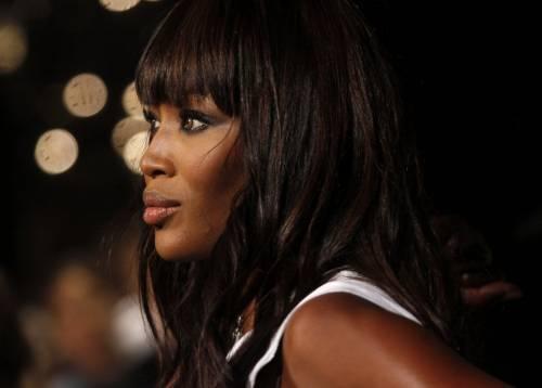 Naomi Campbell, 45 anni da Venere Nera 43