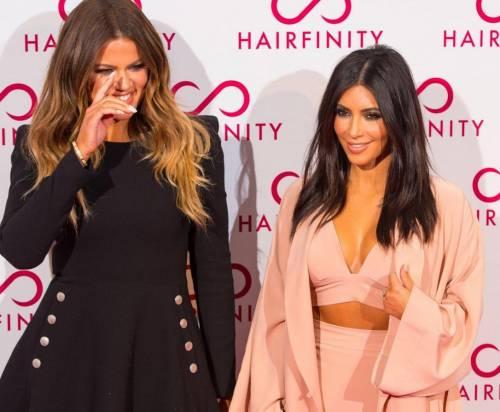 """Kim Kardashian e la sorella Khloe litigano per chi è più famosa: """"tu hai un complesso d'inferiorità"""" 2"""