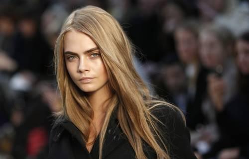 Cara Delevigne, gli occhi più belli della moda 4