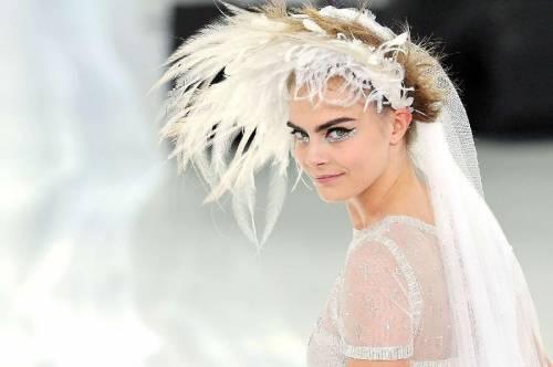 Cara Delevigne, gli occhi più belli della moda 3