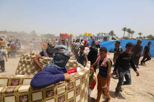 I fuggiaschi di Ramadi 7