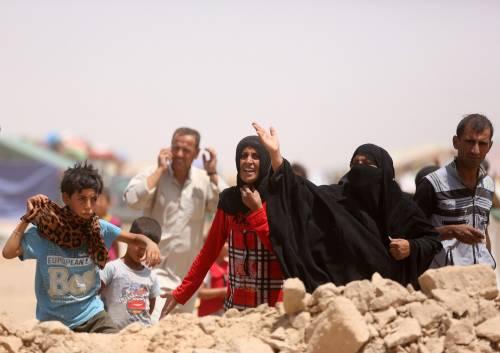 I fuggiaschi di Ramadi 12