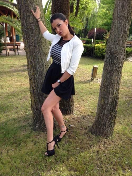 Sara Tommasi apre una nuova fanpage su Facebook: tutte le foto sexy 8
