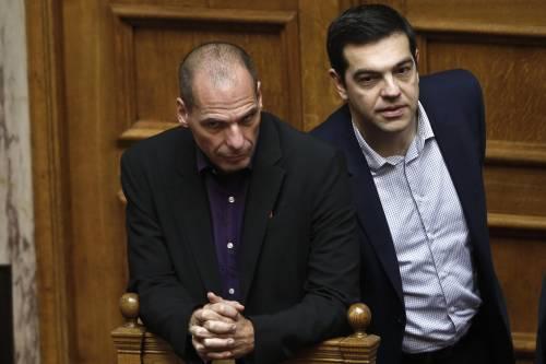 Grecia, vicino l'ok per il piano per i creditori