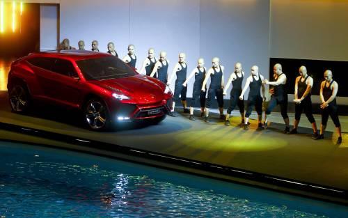 Urus, il nuovo SUV di Lamborghini 3