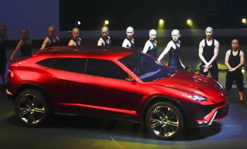 Urus, il nuovo SUV di Lamborghini 2