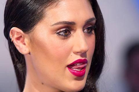 Cecilia Rodriguez, look super sexy alla sfilata 2
