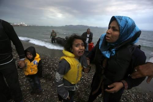 Kos, da meta turistica a inferno con gli immigrati 5