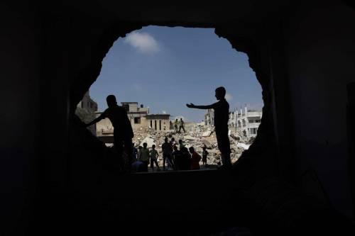 La colonna sonora violenta dell'Intifada palestinese